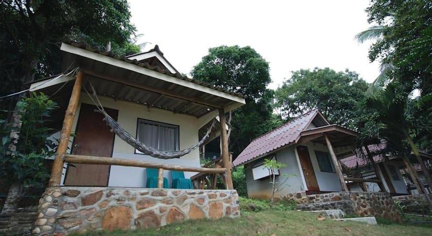 Beautiful Fan bungalow - Hill Side2 - Ao Nang - บังกะโล