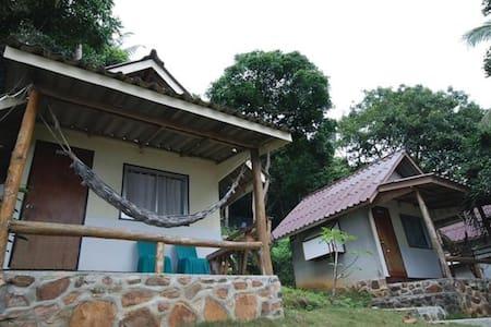 Beautiful Fan bungalow - Hill Side2 - Ao Nang - Banglo