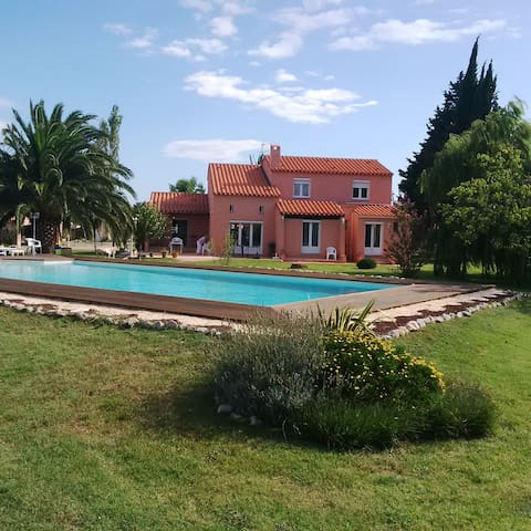 3 Studios indépts 50 euros chacun - Corneilla-Del-Vercol - 別荘