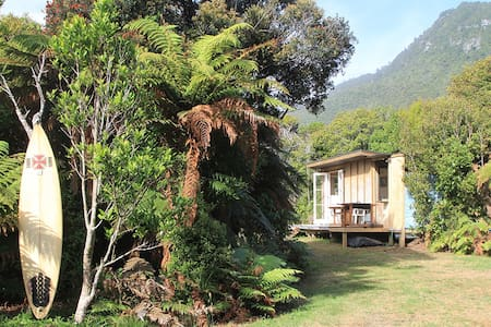 Stella's Cabin... 'In the heart of Punakaiki'