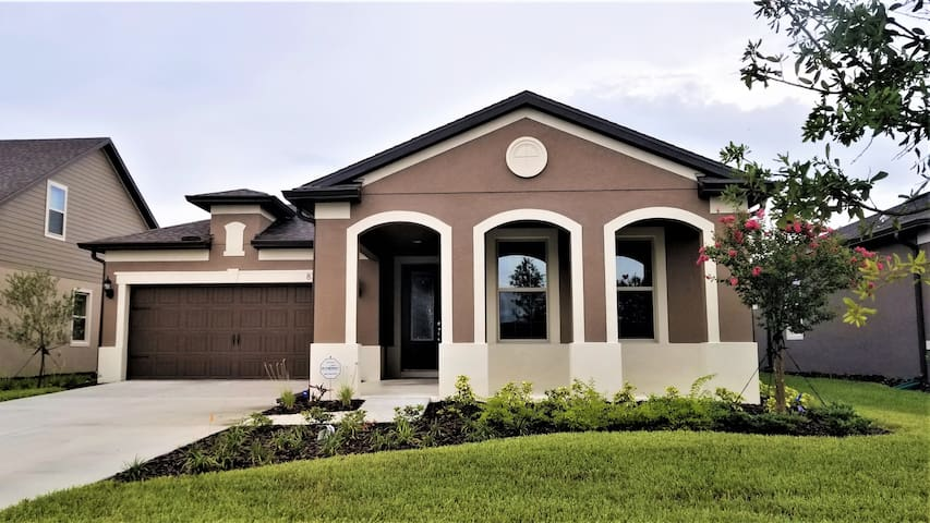 3 Bedroom House! Wesley Chapel, FL.Crystal Lagoon!