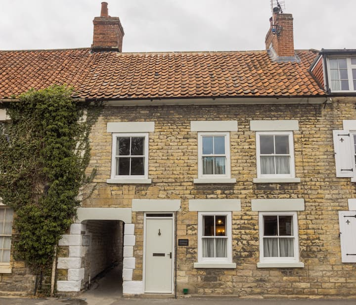 Lovely Period Holiday Cottage in Thornton-le-Dale
