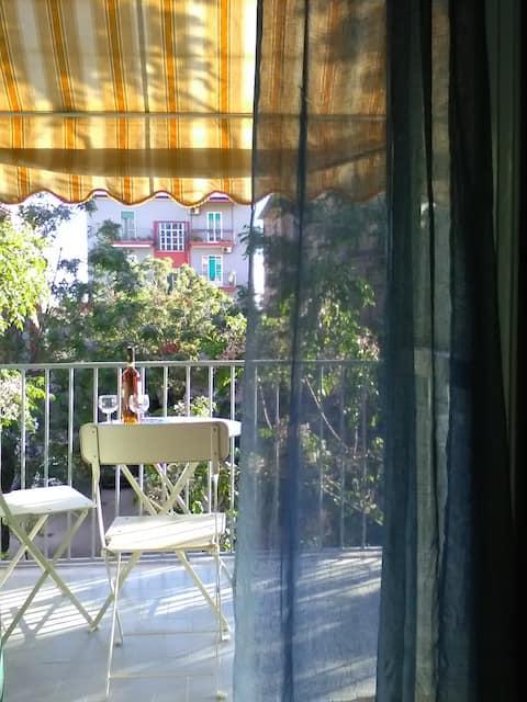 SOLEADO APARTMENT SALERNO (Amalfi-Pompeii-Paestum)