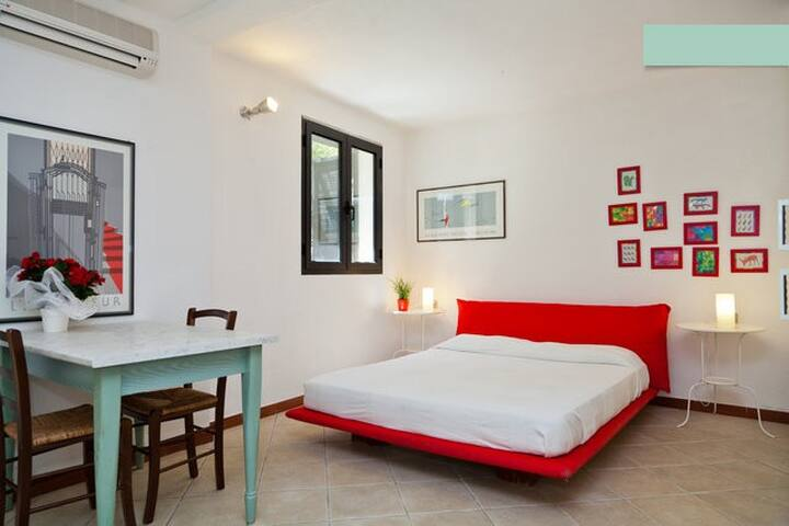 Intimate studio 2 pax pool use C.Ginepro S.Teodoro - San Teodoro - Appartement