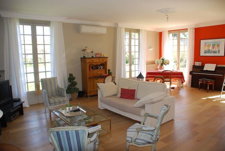 Chambres au calme avec sdb privée - Balma - House