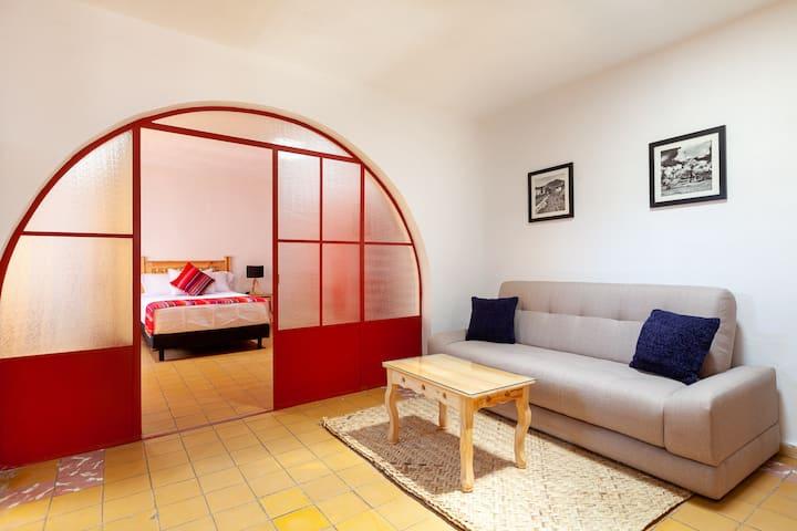 """""""Departamento"""" habitación privada para 4 huéspedes"""