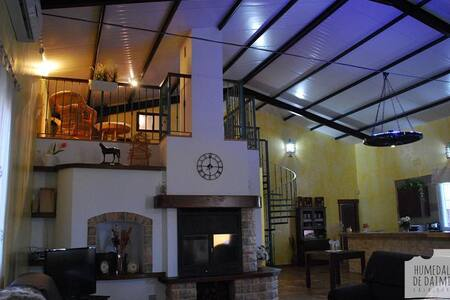 Lujosa Casa Rural - Daimiel - Dağ Evi