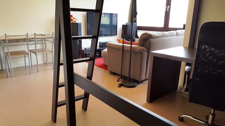 ❤ Studio tout confort dans l'hypercentre 2p