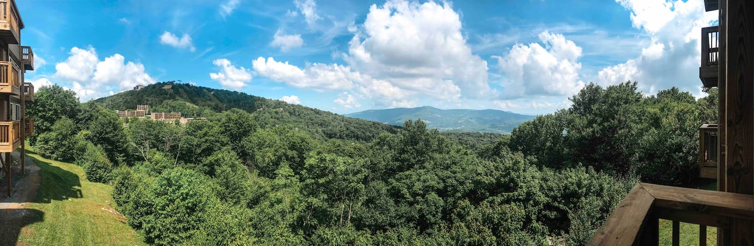 * Sugar Mountain Condo! *  AMAZING VIEWS!!