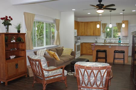 Beautiful New Home in Peaceful Laie - Laie