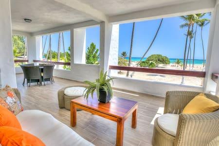 Oceanfront 3 Bedroom Apartment B201 - Punta Cana - Apartment