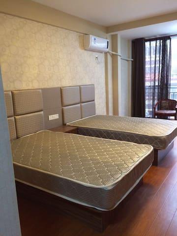 山水国际,大社区内的酒店公寓 - Fuzhou Shi