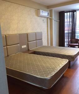 山水国际,大社区内的酒店公寓 - Fuzhou Shi - Lägenhet