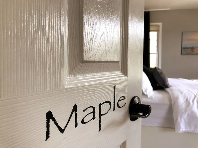Welcome to the Maple Suite at Potomac Overlook Farms
