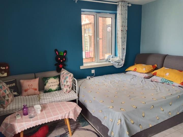两室大床房 南开大学附近 近地铁