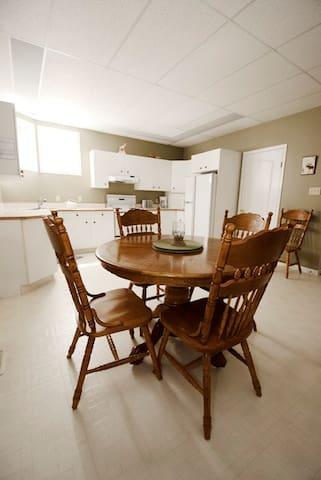 Cottonwood Suite - Jasper - Apartment