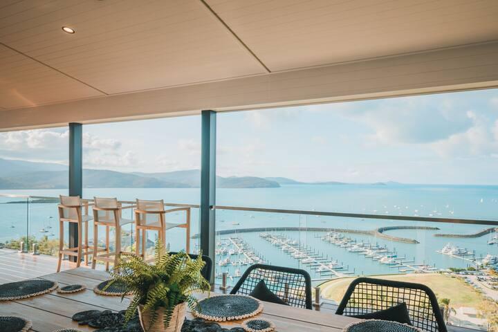18 Marina - Uninterrupted Ocean Views & Breezes