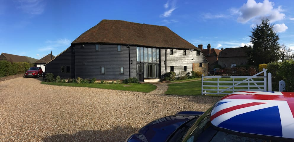 The Annexe, Stanford Bridge Barn - Pluckley - Appartement