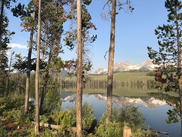 Little Red Fish Lake