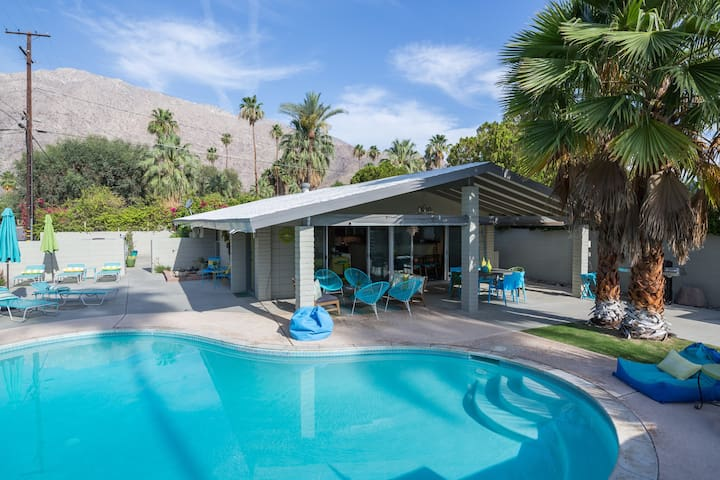atomic ranch affordable luxury houses for rent in palm