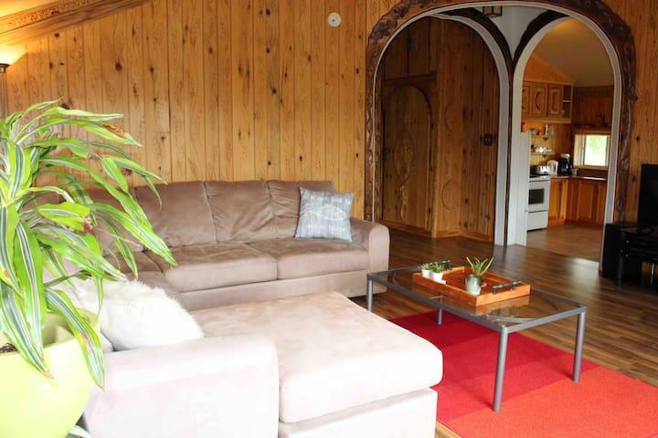 Le fascinant : Appartement au cachet unique