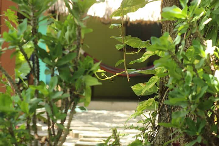 Guanaquita   2 o 3 personas camas separadas