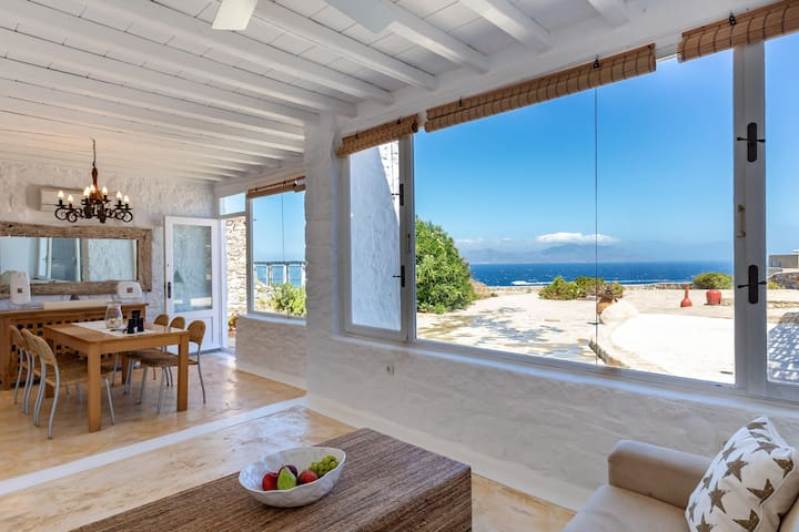TulipVille by Ornos with Amazing Sea View