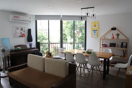 Sunset Room - Home of dreamers - Ho Chi Minh City - Rumah