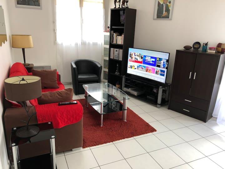 Appartement à St Germain en Laye 2 pieces