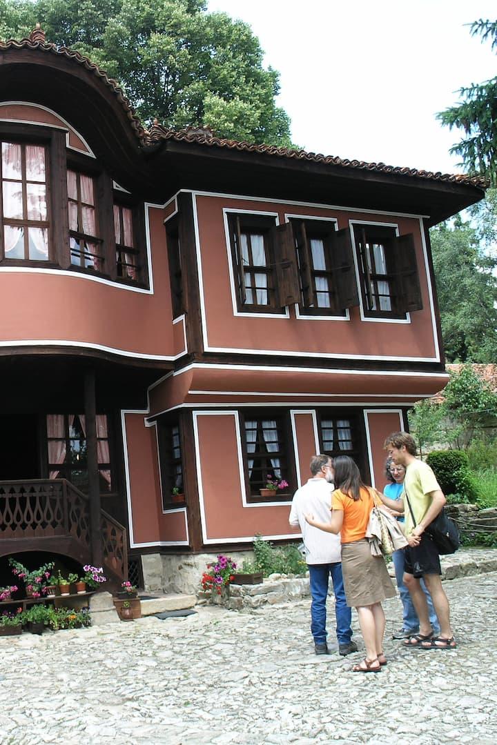 Koprivshtitsa - Todor Kableshkov house