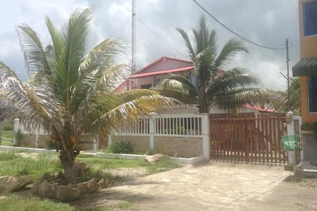 Beach Front Ocean view 4 bedroom - Ballenita - Talo