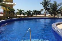 Acogedor apto en La Playa de Panamá