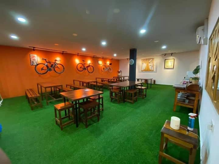 Jalan Ampang Guesthouse, a cyclist friendly home