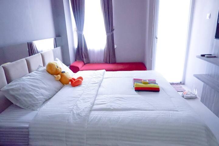 Simply Fresh Room Yogyakarta Near City Center
