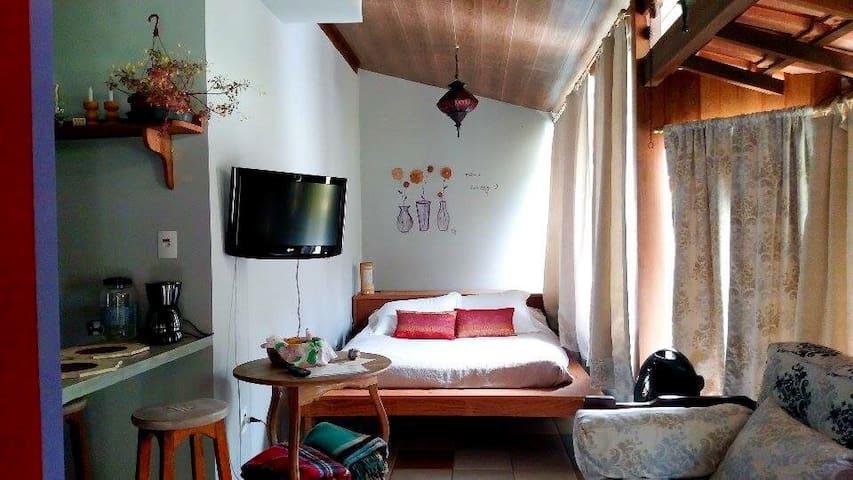 Suíte aconchegante em Lumiar - Nova FRIBURGO  - Bed & Breakfast