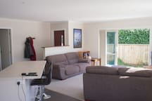 Beautiful modern house in quiet, serene area
