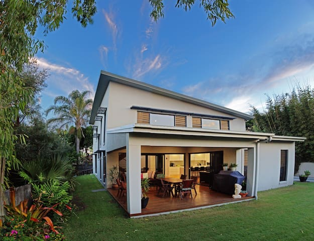 Quiet location close to beach - Kingscliff - Huis