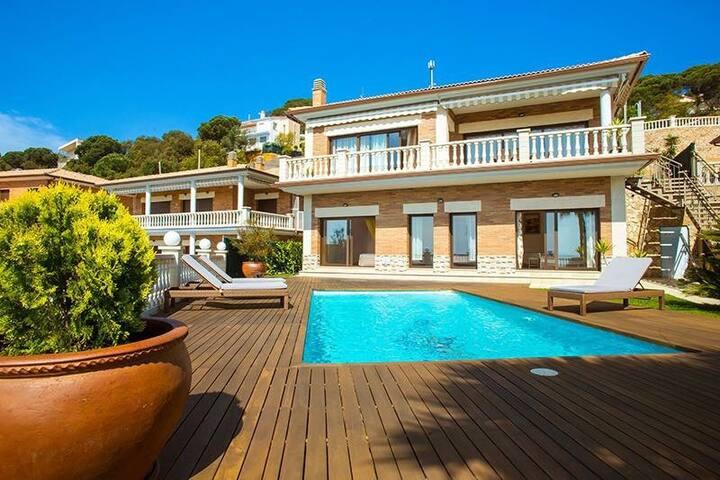 Villa Orenetes! - Lloret de Mar - Haus