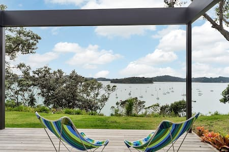 Jamieson Bay Retreat - Ev