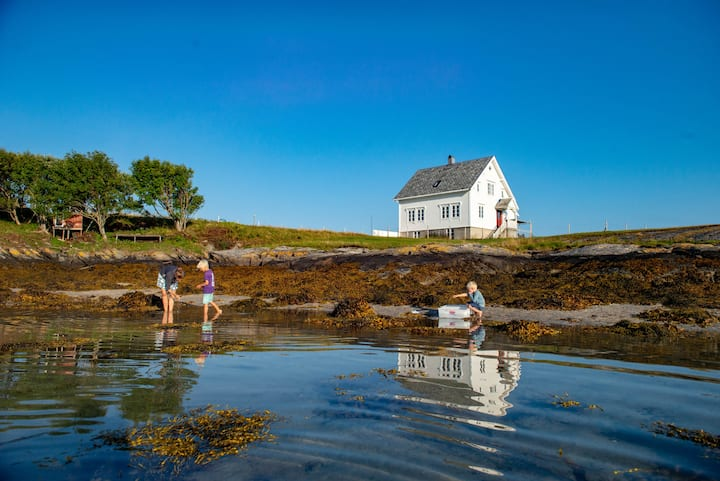 Notholmen Private Island - The Atlantic Ocean Road