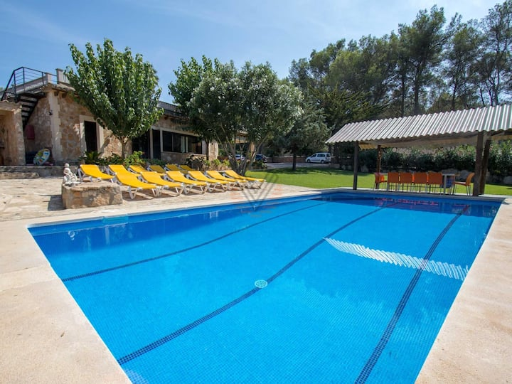 El Bosque, Holiday country house in Las Palmeras, Llucmajor, Majorca