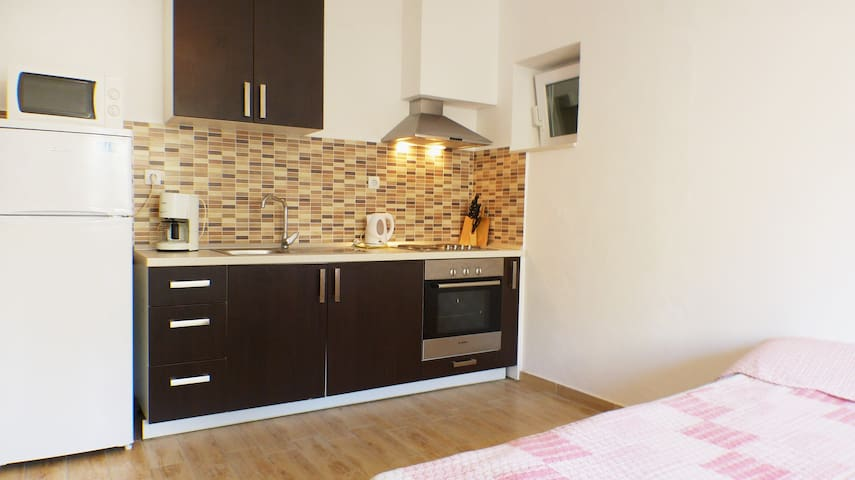 Apartment on the beach - Lokva Rogoznica