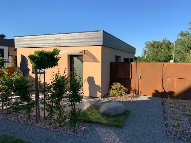 Studio moderne au pied des vignes