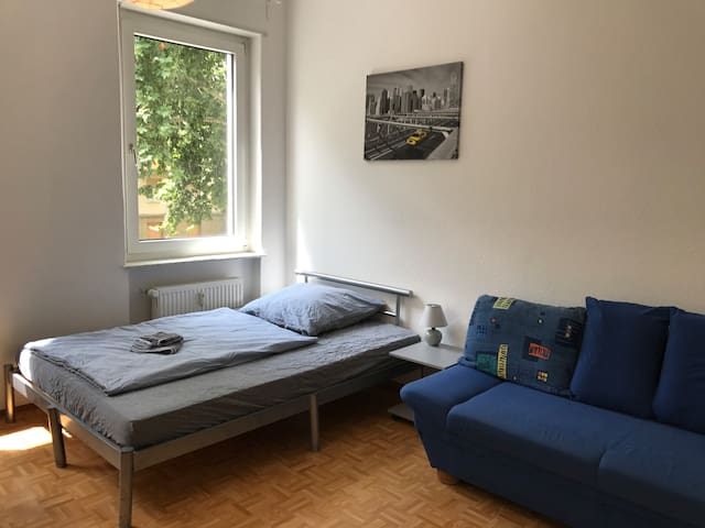 Fully equipped room in city center