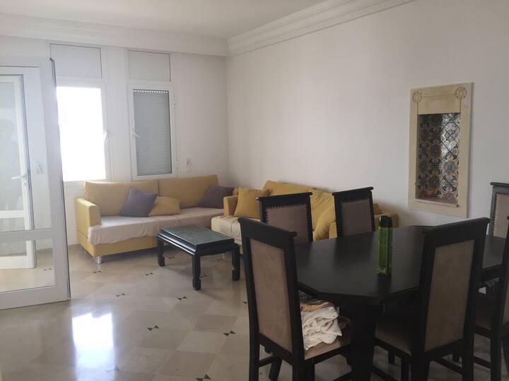 Nice apartment in hammamet