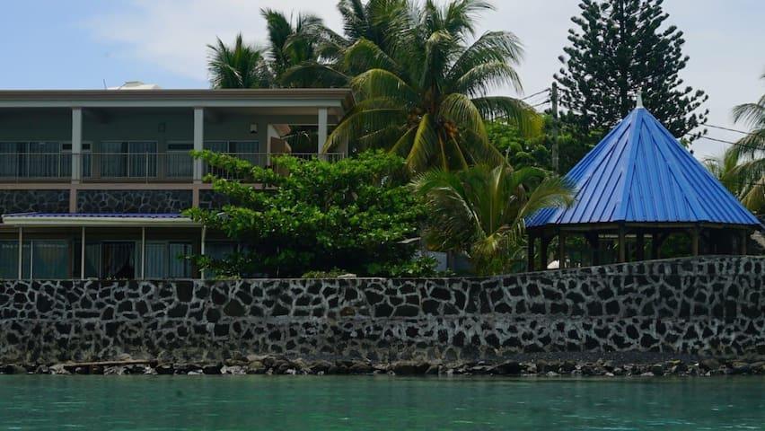 Villa  rosa room view on sea