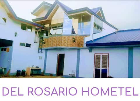 Del Rosario Hometel.  Your Home away from Home