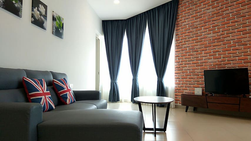 2b/rooms-Ipoh City Centre-3mins to NICE food
