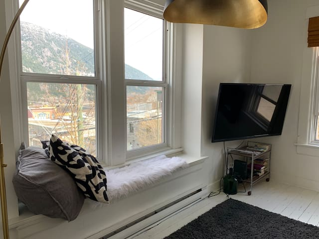 Cool Modish Apartment - Nelson, BC