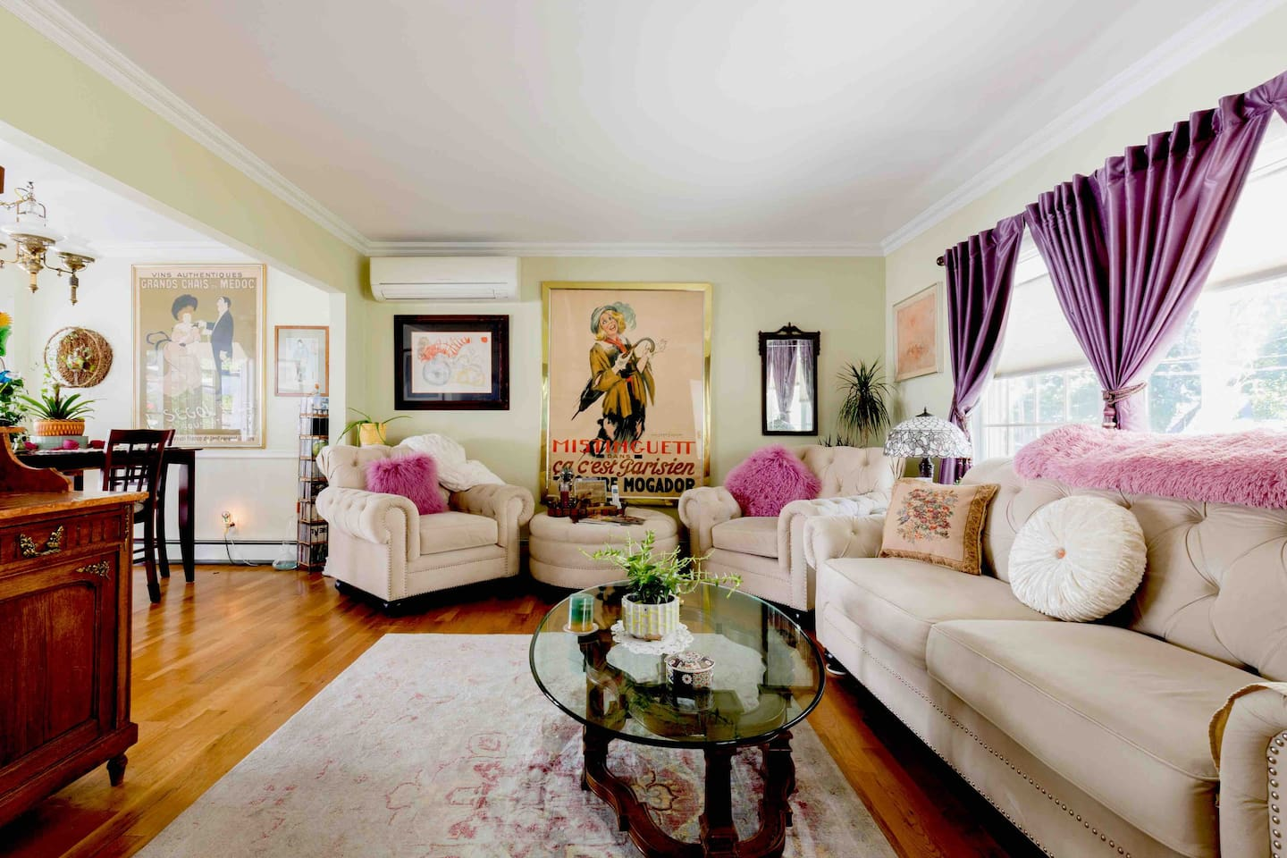 This is our common living room .  You can sit and read or simply relax